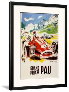 Grand Prix De Pau by Geo Ham