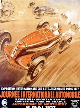 Journee Internationale Automobile by Geo Ham