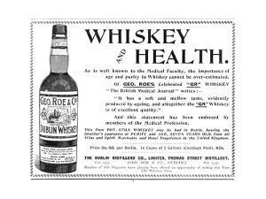 Geo Roe's Irish Whisky