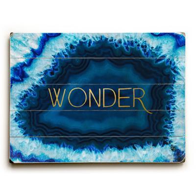 Geode Wonder Gold - Blue