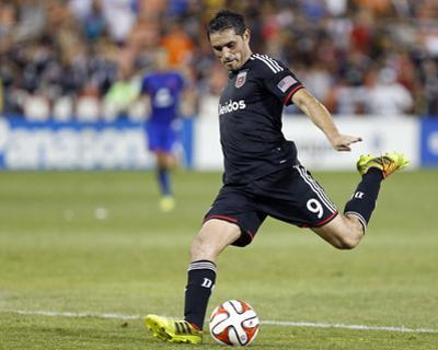 Aug 17, 2014 - MLS: Colorado Rapids vs D.C. United - Fabian Espindola