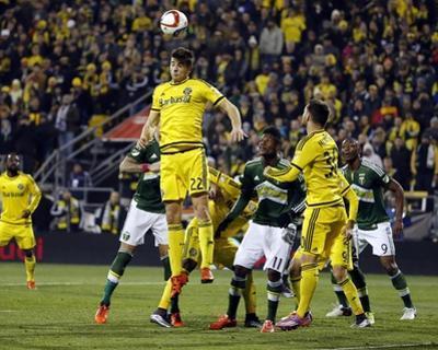 Mls: MLS Cup Final-Portland Timbers at Columbus Crew by Geoff Burke