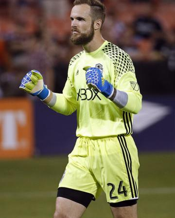 Mls: Seattle Sounders FC at D.C. United by Geoff Burke