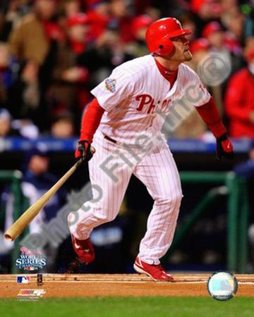 Geoff Jenkins Game 5 of the 2008 World Series