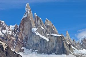 Cerro Torre by Geoff Livingston