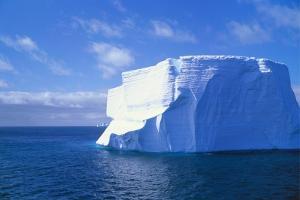 Iceberg, Antarctic by Geoff Renner