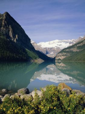 Lake Louise, Banff National Park, Rocky Mountains, Alberta, Canada by Geoff Renner