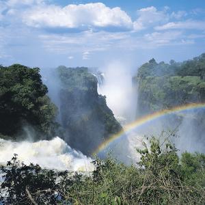Victoria Falls, Zimbabwe by Geoff Renner