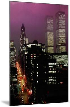 Purple Skies by Geoffrey Clifford