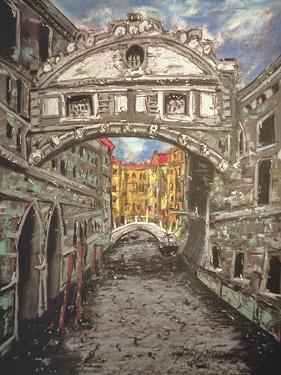 Venice 9, 1993 by Geoffrey Robinson