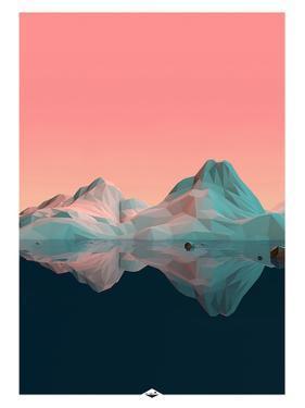 Low Poly Mountain 7 by GeoManiac