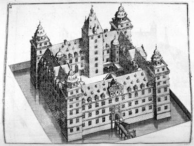 Chateau Design, 1664