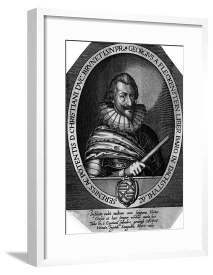 Georg Baron Fleckenstein--Framed Giclee Print