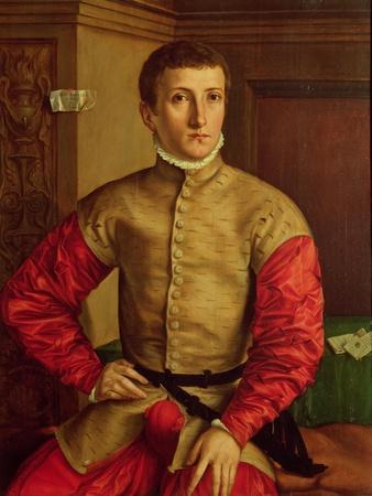 Portrait of a Young Man, 1544