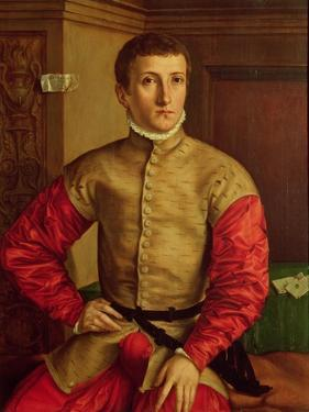 Portrait of a Young Man, 1544 by Georg Pencz