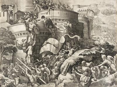The Capture of Carthage, 1539