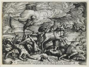 Triumph of Death, 1539 by Georg Pencz