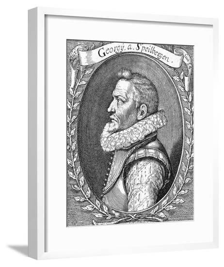 Georg Van Spilbergen--Framed Giclee Print