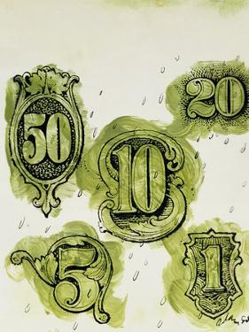 Dollars by George Adamson