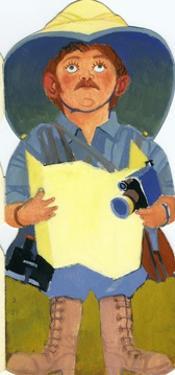 Man by George Adamson