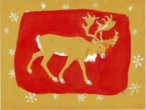 Reindeer, 1960s by George Adamson