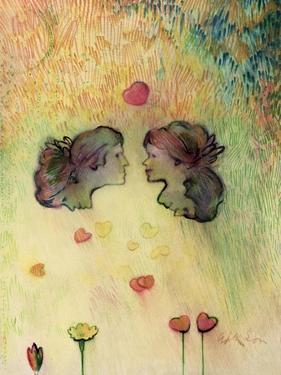 Valentine's Day, 1984 by George Adamson