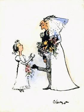 Wedding Horse-Shoe Heel by George Adamson