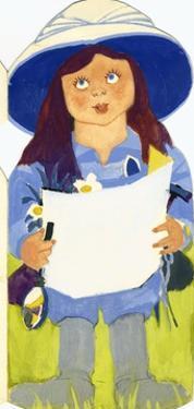 Woman by George Adamson
