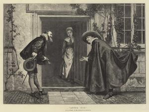 After You, in the International Exhibition by George Adolphus Storey