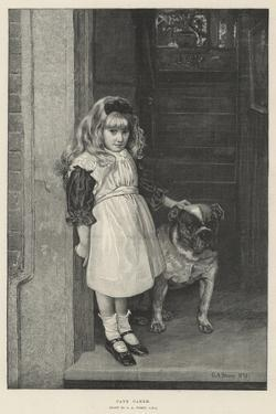 Cave Canem by George Adolphus Storey