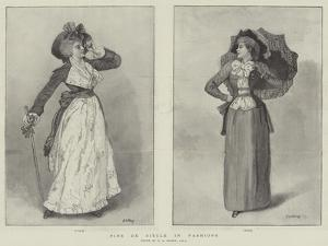 Fins De Siecle in Fashions by George Adolphus Storey