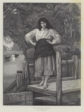 The Miller's Daughter by George Adolphus Storey