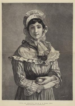 Type of Beauty, IX by George Adolphus Storey