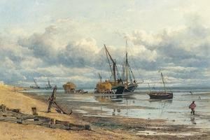 At Southend, Essex by George Arthur Fripp