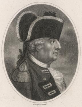 George Baron Heathfield by J Chapman
