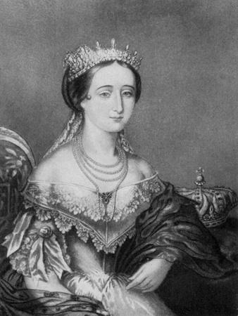 Eugenie De Montijo, Empress Consort of France C1853-1857