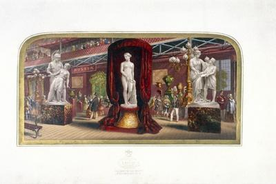 The Gems of the Great Exhibition, No.3, Hyde Park, London, (C1854)