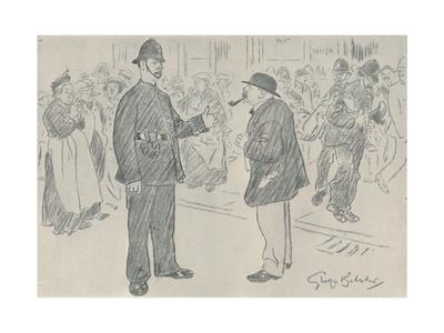 'Police and the People', 1920