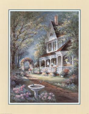 Victorian Home by George Bjorkland