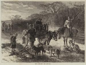 The Game-Cart, the Last Day by George Bouverie Goddard