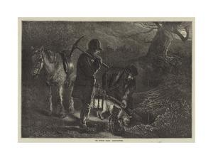 The Hunting Season, Earth-Stopping by George Bouverie Goddard