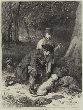 Truffle-Hunting by George Bouverie Goddard