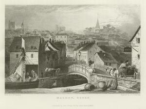 Maldon, Essex by George Bryant Campion