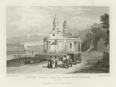 Mistley Thorn Church, Near Manningtree, Essex