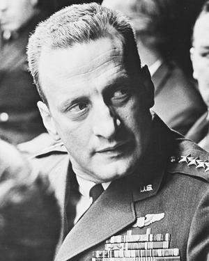 George C. Scott - Dr. Strangelove or: How I Learned to Stop Worrying and Love the Bomb