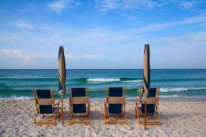 Beach Chairs by George Cannon