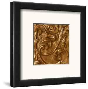 Copper Leaf Frieze by George Caso