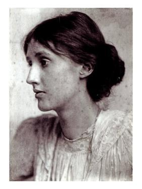 Virginia Woolf, 1902 by George Charles Beresford