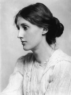Virginia Woolf, British Author, 1902 by George Charles Beresford