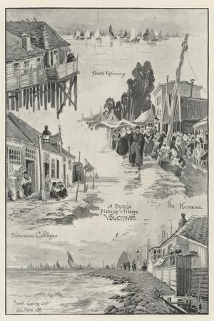 A Dutch Fishing Village Volendam